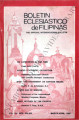 Boletin Eclesiastico de Filipinas ; Volume 54, numbers 604-605 (March-April 1980)