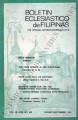 Boletin Eclesiastico de Filipinas ; Volume 55, numbers 621-622 (August-September 1981)