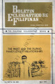 Boletin Eclesiastico de Filipinas ; Volume 45, number 503 (April 1971)