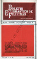 Boletin Eclesiastico de Filipinas ; Volume 43, number 482 (May-June 1969)