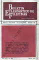 Boletin Eclesiastico de Filipinas ; Volume 44, number 489 (January 1970)