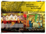 Boletin Eclesiastico de Filipinas ; Volume 87, number 884 (May-June 2011)