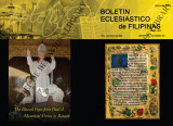 Boletin Eclesiastico de Filipinas ; Volume 87, number 886 (September-October 2011)