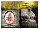 Boletin Ecclesiastico de Filipinas ; Volume 89, number 0897 (May-June, 2013)