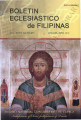 Boletin Eclesiastico de Filipinas ; Volume 86, numbers 876-877 (January-April 2010)