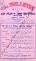 The Bulletin of the San Juan de Dios Hospital de Manila ; Volume 9, number 5 (May 1935)