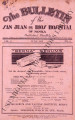 The Bulletin of the San Juan de Dios Hospital de Manila ; Volume 6, number 6 (June 1932)