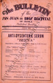 The Bulletin of the San Juan de Dios Hospital de Manila ; Volume 5, number 6 (June 1931)