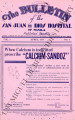 The Bulletin of the San Juan de Dios Hospital of Manila ; Volume 8, number 4 (April 1934)