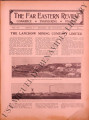 The Far Eastern Review ; Volume 8, number 1 (July 1911)
