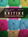 Kritike : An Online Journal of Philosophy ; volume  12, number 0002 (December 2018)
