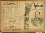 La Opinion ; Año I, numero 0153 (September 5, 1887)
