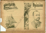 La Opinion ; Año I, numero 0180 (October 3, 1887)