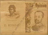 La Opinion ; Año II, numero 0029 (January 30, 1888)