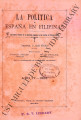 La Política de España en Filipinas ; Volume 4, number 76 (January 2, 1894)