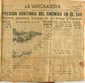 La Vanguardia ; Año 32, numero 0284 (December 29, 1941)