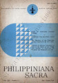 Philippiniana Sacra ; Volume 21, number 0062 (May - August 1986)