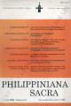 Philippiniana Sacra ; Volume 29, number 0087 (September - December 1994)