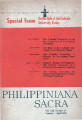 Philippiniana Sacra ; Volume 13, number 0037 (January - April 1978)
