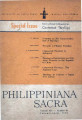 Philippiniana Sacra ; Volume 14, number 0040 (January - April 1979)