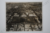 Aerial view of UST and surrounding neighborhoods ca. 1950.
