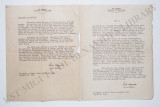 Typewritten report of one of the books reviewed by Leila Maynard during her confinement at the UST...