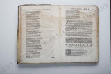 "Pages from the book ""Satyricon : De Nuptiis Philologiae et Mercurii Libri II - de Arte..."