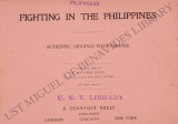 Fighting in the Philippines: authentic original photographs