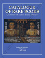 Catalogue of rare books : University of Santo Tomas Library.  Vol. 3, Part 1