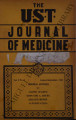 The UST Journal of Medicine ; Volume 1, number 1 (August-September 1940)
