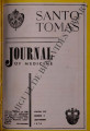 Santo Tomas Journal of Medicine (formerly 'The UST Journal of Medicine') ; Volume 25, number 4...