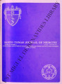 Santo Tomas Journal of Medicine (formerly 'The UST Journal of Medicine') ; Volume 36, number 3...