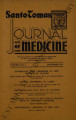 Santo Tomas Journal of Medicine (formerly 'The UST Journal of Medicine') ; Volume 2, number 5...