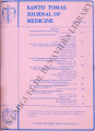 Santo Tomas Journal of Medicine (formerly 'The UST Journal of Medicine') ; Volume 34, number 4...