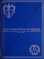 Santo Tomas Journal of Medicine (formerly 'The UST Journal of Medicine') ; Volume 39, number 4...