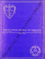 Santo Tomas Journal of Medicine (formerly 'The UST Journal of Medicine') ; Volume 38, number 1...