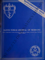 Santo Tomas Journal of Medicine (formerly 'The UST Journal of Medicine'), Supplement Issue