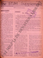 Santo Tomas Journal of Medicine (formerly 'The UST Journal of Medicine') ; Volume 31, number 27...