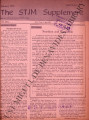The Santo Tomas Journal Medicine supplement  (formerly 'The UST Journal of Medicine') ; Volume 30,...